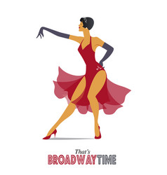 Thats broadway time-01 vector
