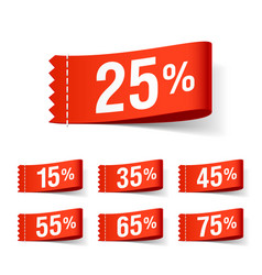 discount labels super sale special offer tags vector image