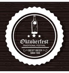 oktoberfest traditional festival vector image