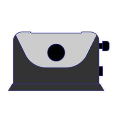 Bread toaster vector