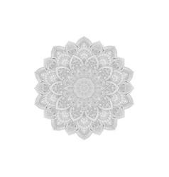 mandala indian graphic design indian vector image