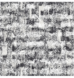 worn faded noisy mottled distressed urban pattern vector image