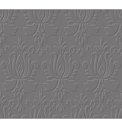Old seamless pattern Royal background vector image