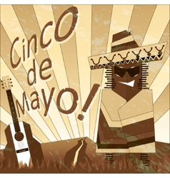 Cinco 2 vector image
