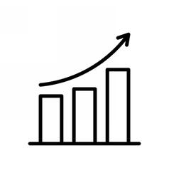 Business Progress Icon vector