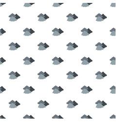 Dark cloudy pattern seamless vector