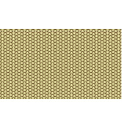 seamless squama yellow gold colors texture vector image