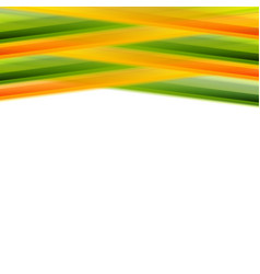 Abstract bright smooth stripes background vector