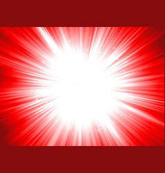 Christmas starburst vector