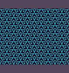 Seamless pattern ornament geometric linear vector
