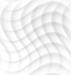 Abstract white background with lines vector image