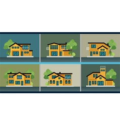 Home style vector image vector image