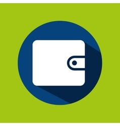 Man tourist traveler wallet money design graphic vector