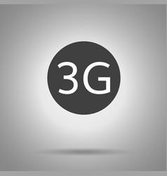 3g icon 3g symbol vector