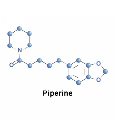 Piperine is the alkaloid insecticide vector