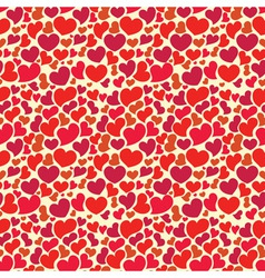 Valentine seamless pattern vector