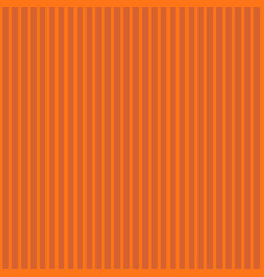 abstract orange color striped pattern background vector image