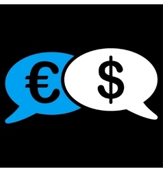 Banking Transactions Icon from Commerce Set vector image