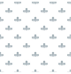 Pearl travel pattern seamless vector