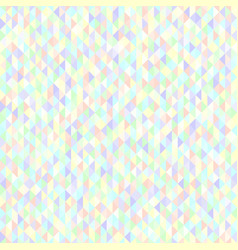 Triangle pattern seamless geometric background vector