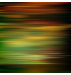 Abstract brown green motion blur background vector