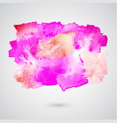 Watercolorspot background vector