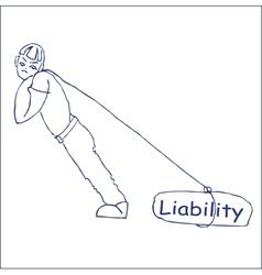 Liability vector