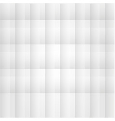 White and gray background with square pattern vector