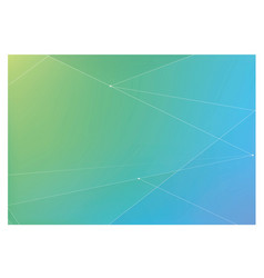 background with blue and green hue and stripes vector image vector image