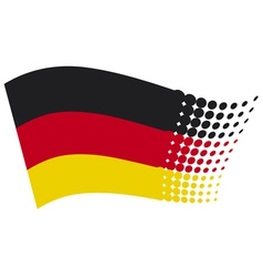 Germany flag vector