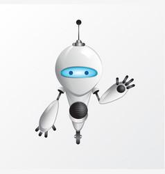 hi robot vector image
