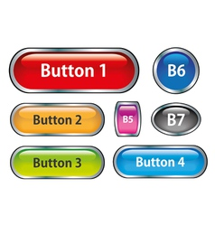 Buttons001 vector image