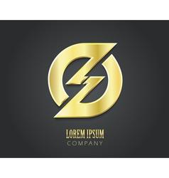 Creative logo design template vector
