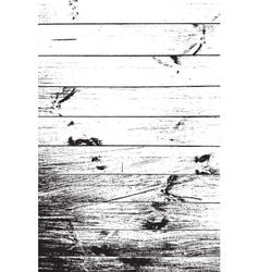 Distress Wooden Texture vector image