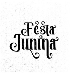 Festa junina traditional brazil june festival vector
