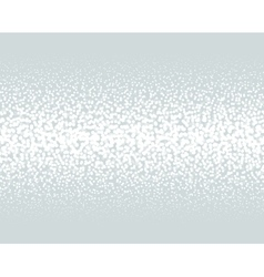 Gradient Dotted Background on Black Horizontal vector image vector image