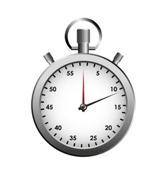 timer counter chronometer icon vector image vector image