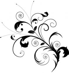 decorative abstract vector image vector image
