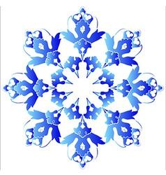 Artistic ottoman pattern series fifty nine vector