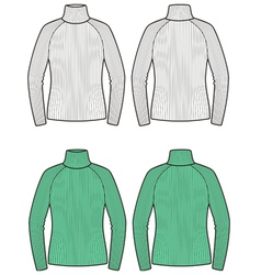 Sweater vector image
