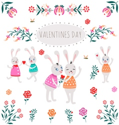 Valentines Day-2 vector image