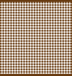 Brawn tablecloths patterns on the background vector