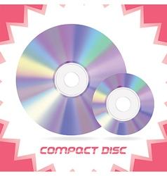 Compact Discs vector