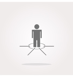 Expert Icon Expert Icon UI Expert Icon vector image