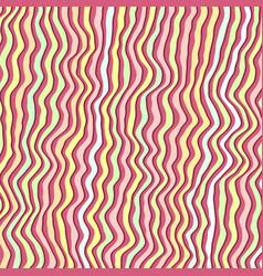 Noisy colorful stripes vector