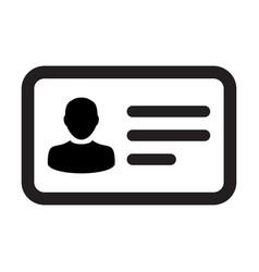 security icon male user person profile avatar vector image