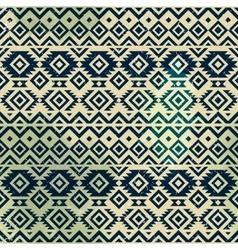 Hand drawn tribal seamless pattern vector