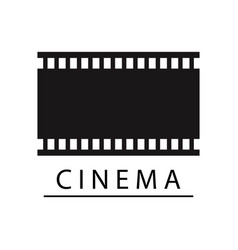 Cinema logo vector