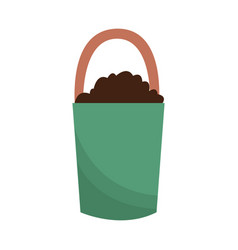 Gardening tools design vector