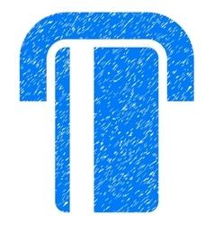 ATM Grainy Texture Icon vector